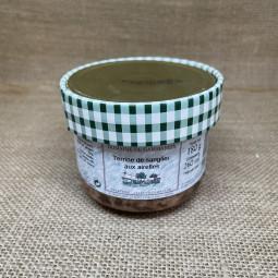 Pâté au foie gras de canard truffé - 200g ou 350g