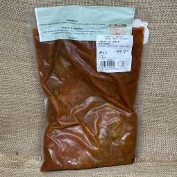 Chocolat - Plaques à casser - Oranges confites - Nature et Progrès - vrac